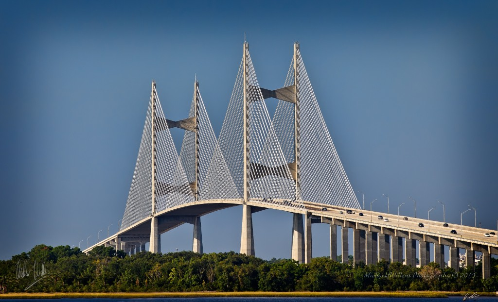 Dames Point Bridge 1
