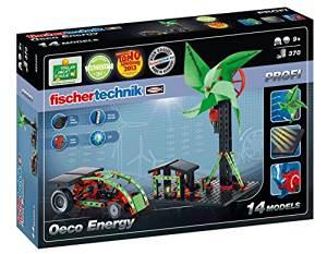 Fischertechnik Oeco Energy Set 320 Piece