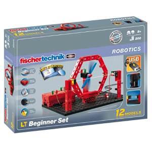 Fischertechnik Robotics LT Beginner Set