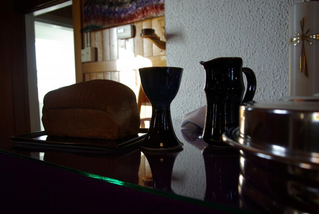 Communion jug