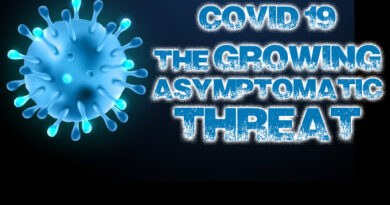 Covid-19: Asymptomatic Spread and Social Distancing