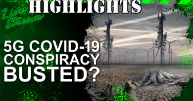 Covid-19 and 5G Conspiracy Connection Busted?