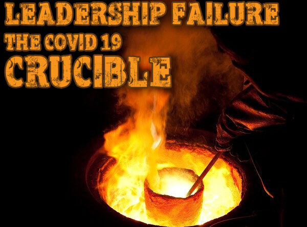 Covid-19 Leadership Crucible: FL Gov DeSantis Is Exposed