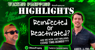 Covid-19: Reinfection & Reactivation... Are We Just Walking Time-Bombs???