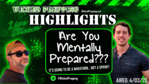 Covid-19: Are You Mentally Prepared for the Long Hard Road?