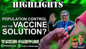 Bill Gates Vaccine Agenda and Population Control Conspiracy