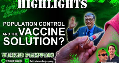 Bill Gates Vaccine Agenda and Population Control Conspiracy
