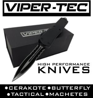 Viper Tech Knives
