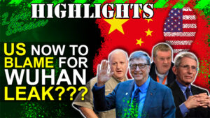 Fauci & US to Blame for Wuhan Lab Leak of Covid-19?