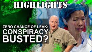 Wuhan Lab Leak Misinformation and NPR Busted