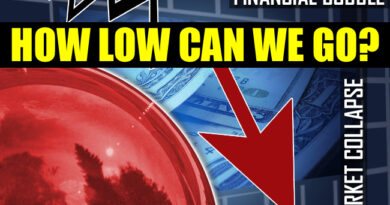 Market Collapse: How Low Can We Go When the Bubble Pops?