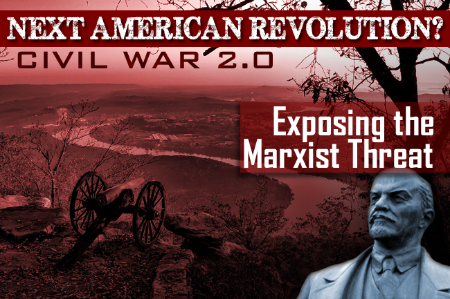 Marxism Exposed: The Next American Revolution?