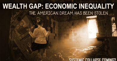 Wealth Gap: Economic Inequality Is Driving Civil Unrest