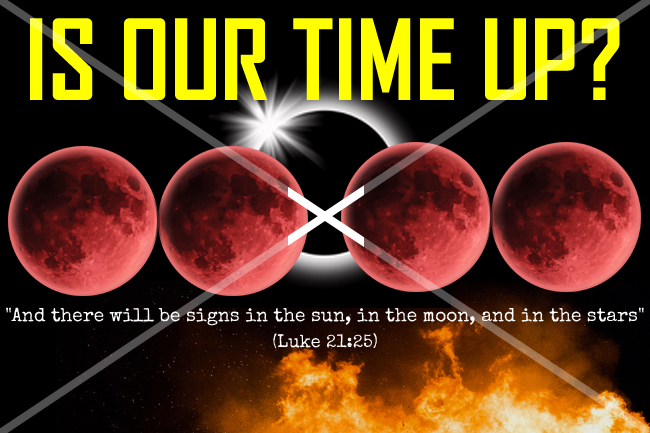 Signs in Sun, Moon & Stars—Horsemen of Apocalypse Ready to Ride?