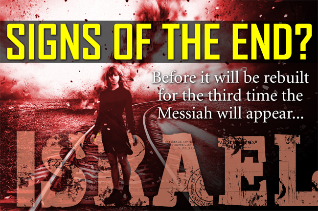 Signs & Prophecies Emerging from Israel—Last Chance to Get Prepared?