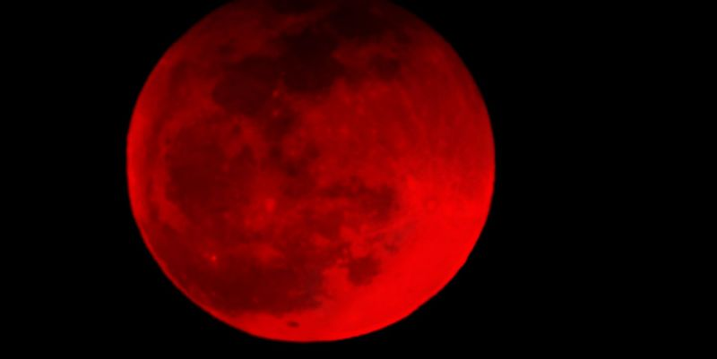 Rabbi Fish asserts that the Super Blood Wolf Moon was a sign of impending judgement on America and the world... and the soon coming of the Jewish Messiah.