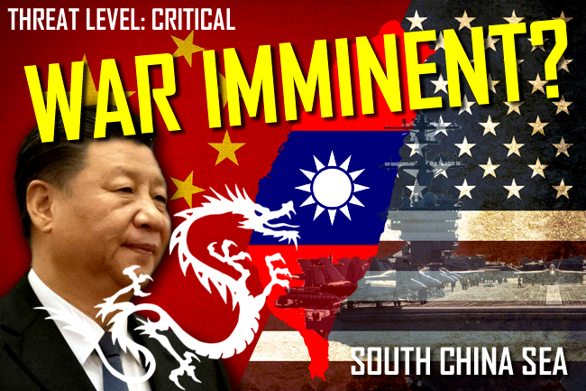 China Prepping for Invasion of Taiwan: Is War Imminent for the United States?