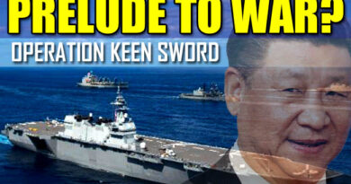 Prelude to War: Joint US-Japan Military Exercises & Harpoon Missiles