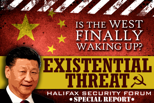 China & Jinping: Is West Finally Recognizing the Existential CCP Threat?