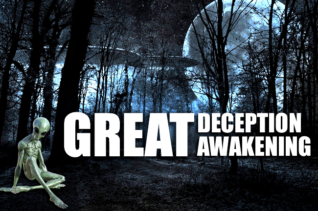 Alien Deception & Great Awakening—Expect More UFO Disclosures?
