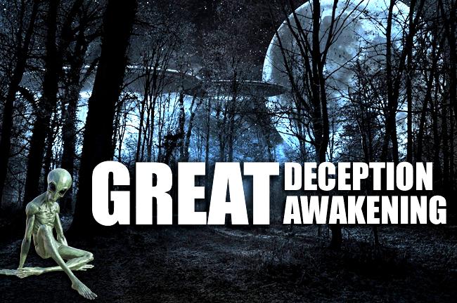 Alien Deception & Great Awakening—Expect More UFO Disclosures?