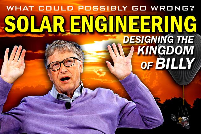 Bill Gates & Project SCoPEx—Snopes Denies Geoengineering Funding & Risks
