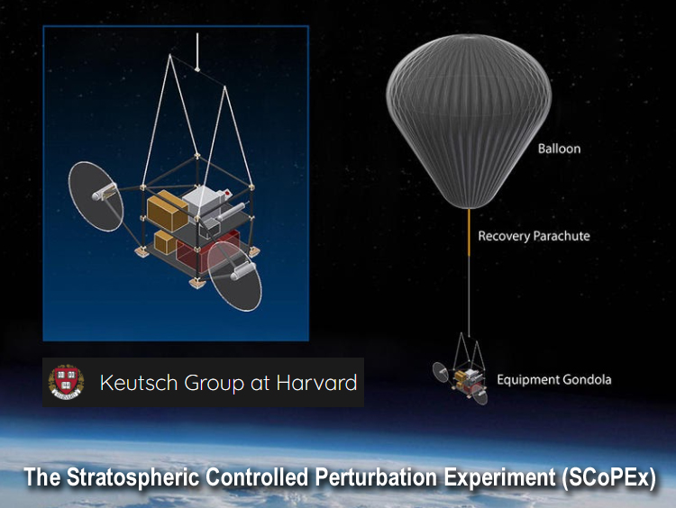 Bill Gates & the Stratospheric Controlled Perturbation Experiment (SCoPEx) with the Keutsch Group at Harvard University