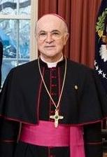 Deep Church: Archbishop Carlo Maria Viganò in 2013 at the White House