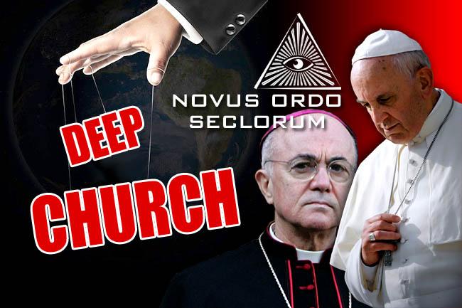 Deep Church Exposed: Viganò Reveals Truth about Roman Catholic Church