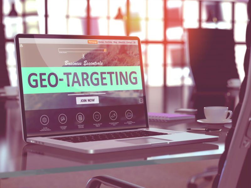 Geo-Targeting Automotive Dealers