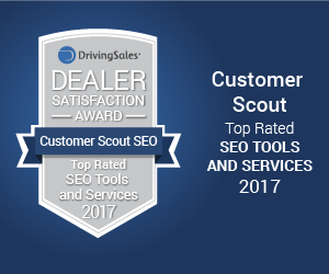 Toyota Dealership SEO Services | Customer Scout