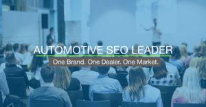 Customer Scout Automotive SEO leader