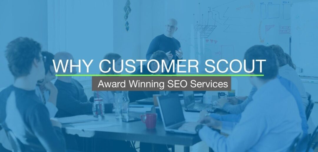 why Customer Scout automotive seo company