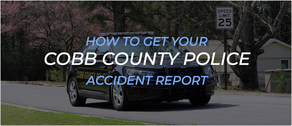 cobb county accident reports
