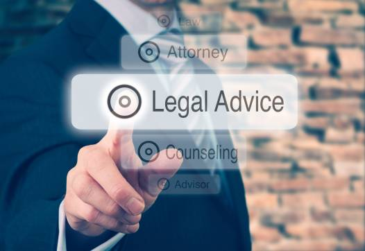 Legal Advice Concept