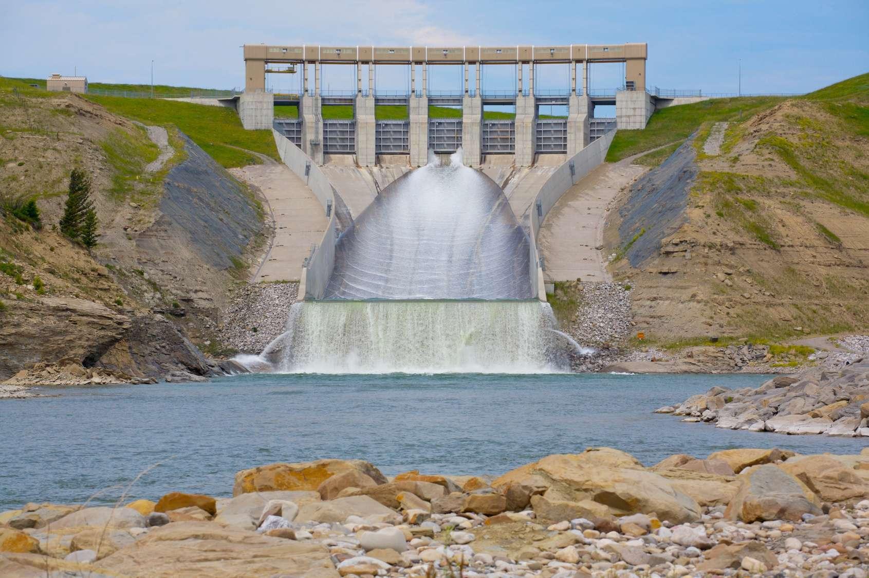 Hydro Electric Dam