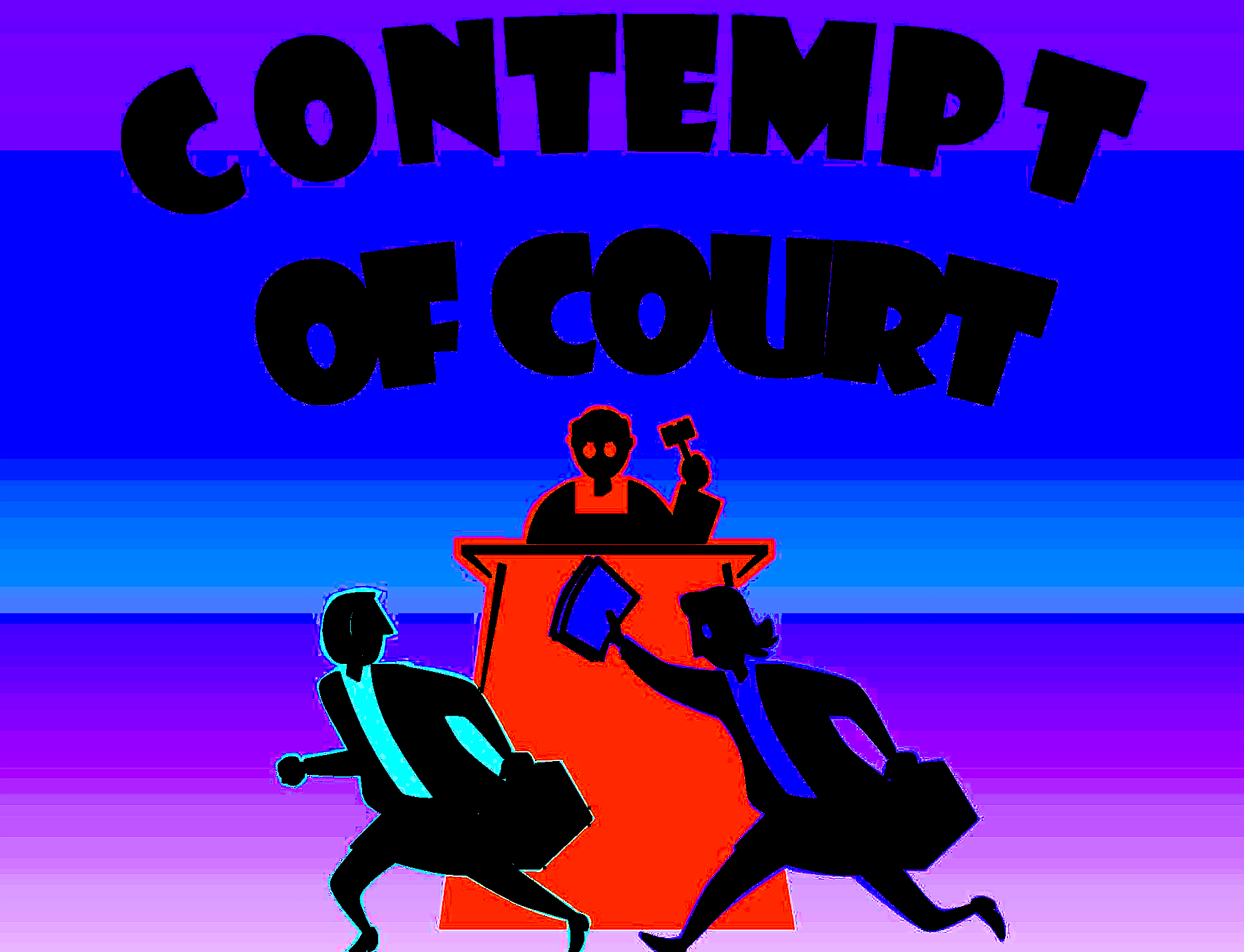 Contempt of Court JM