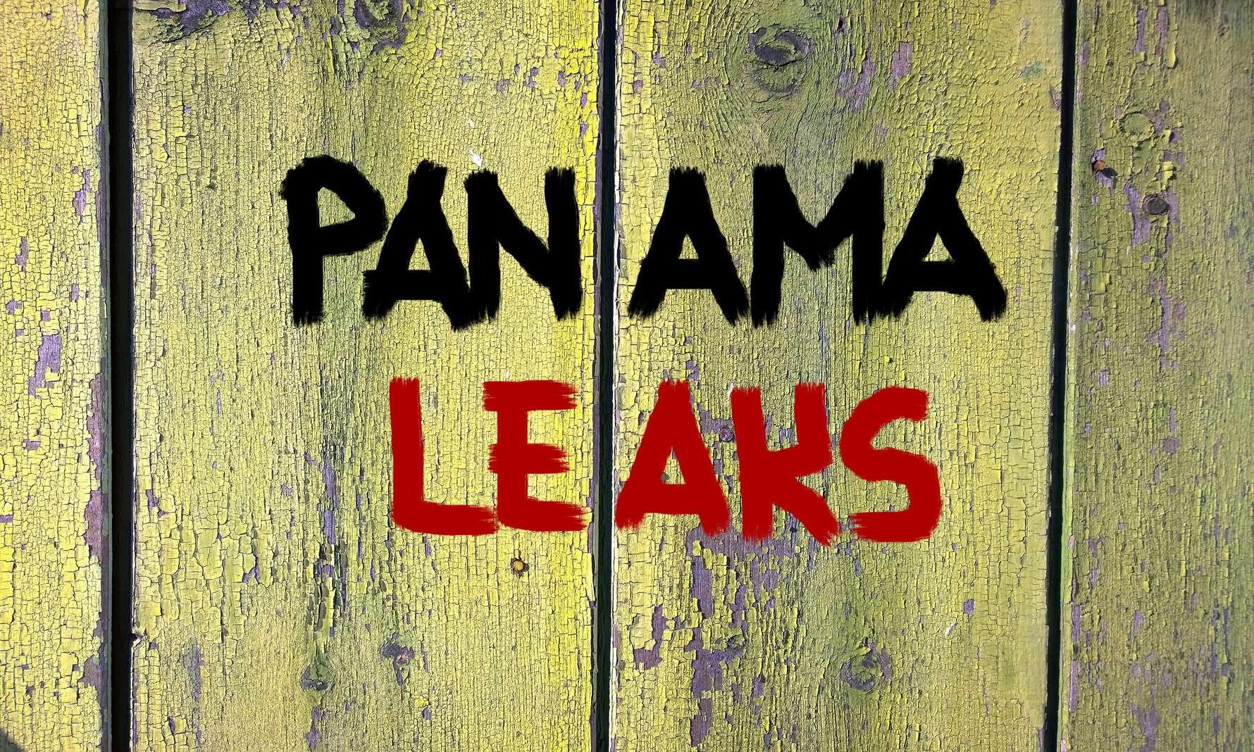 Panama Leaks Concept