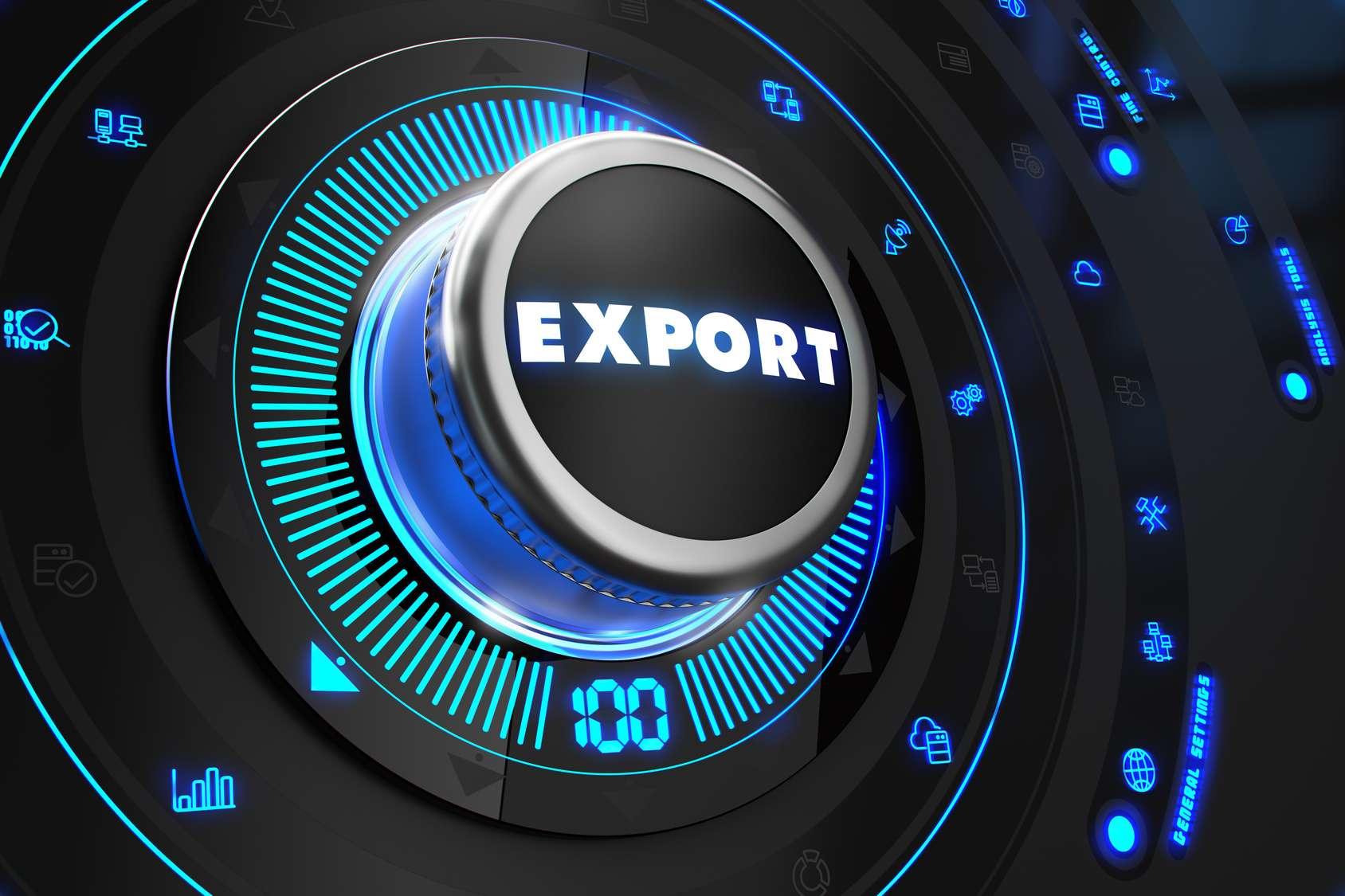 Export Regulator on Black Control