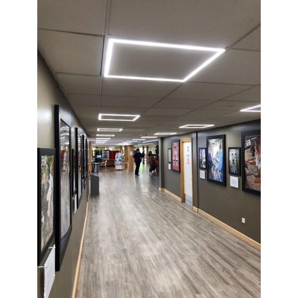 New Light installations
