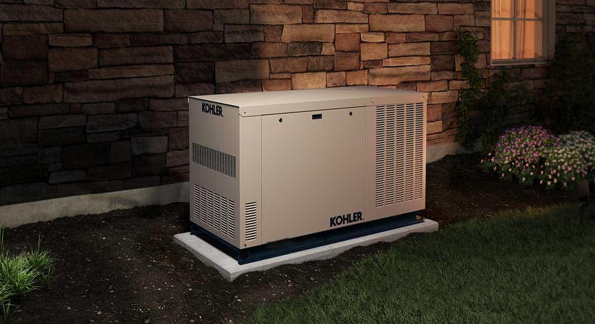CBK Kohler Generator
