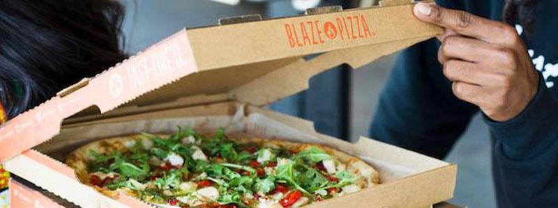 blaze pizza fort wayne