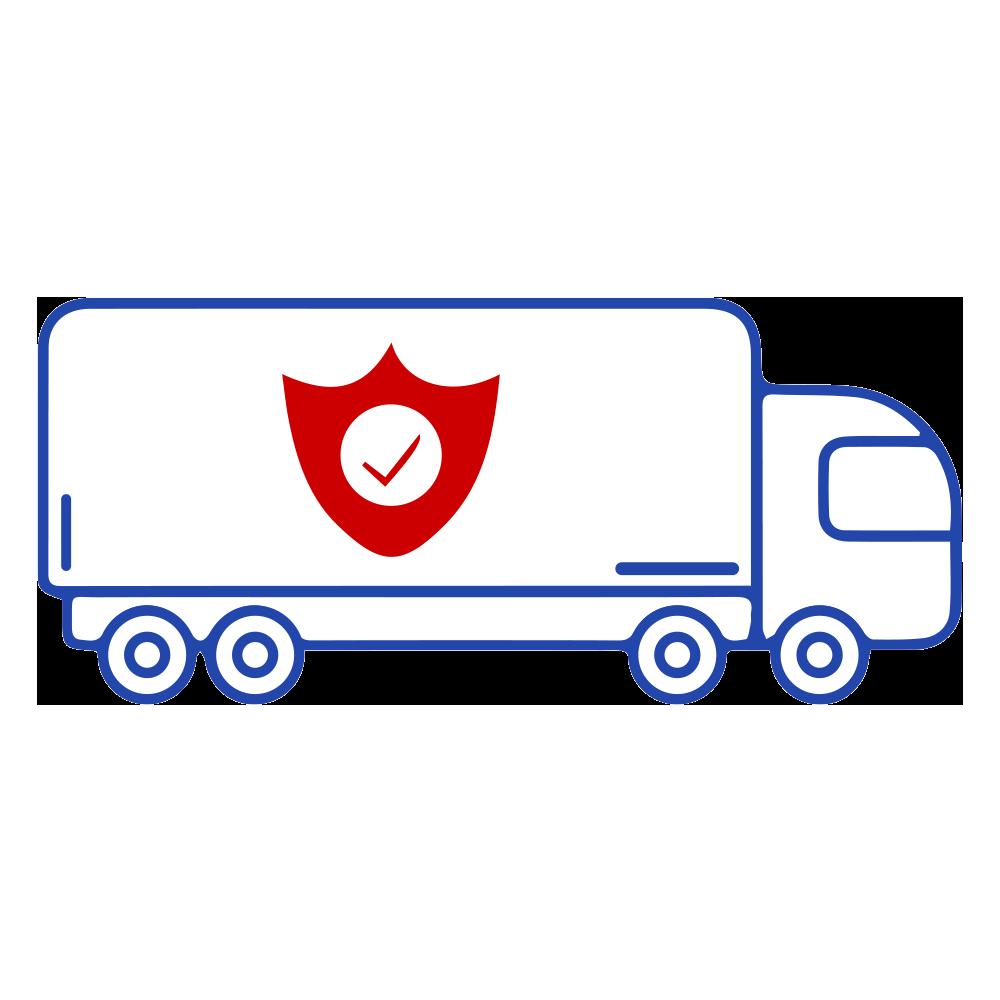CamionesIcono de seguros
