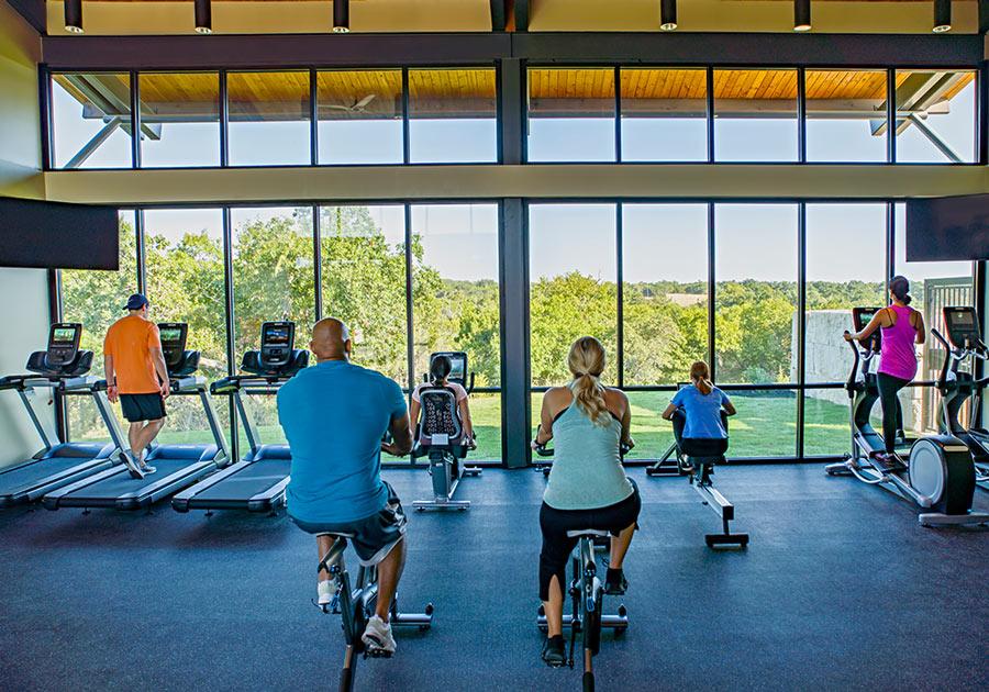 Deerbrooke Fitness Center