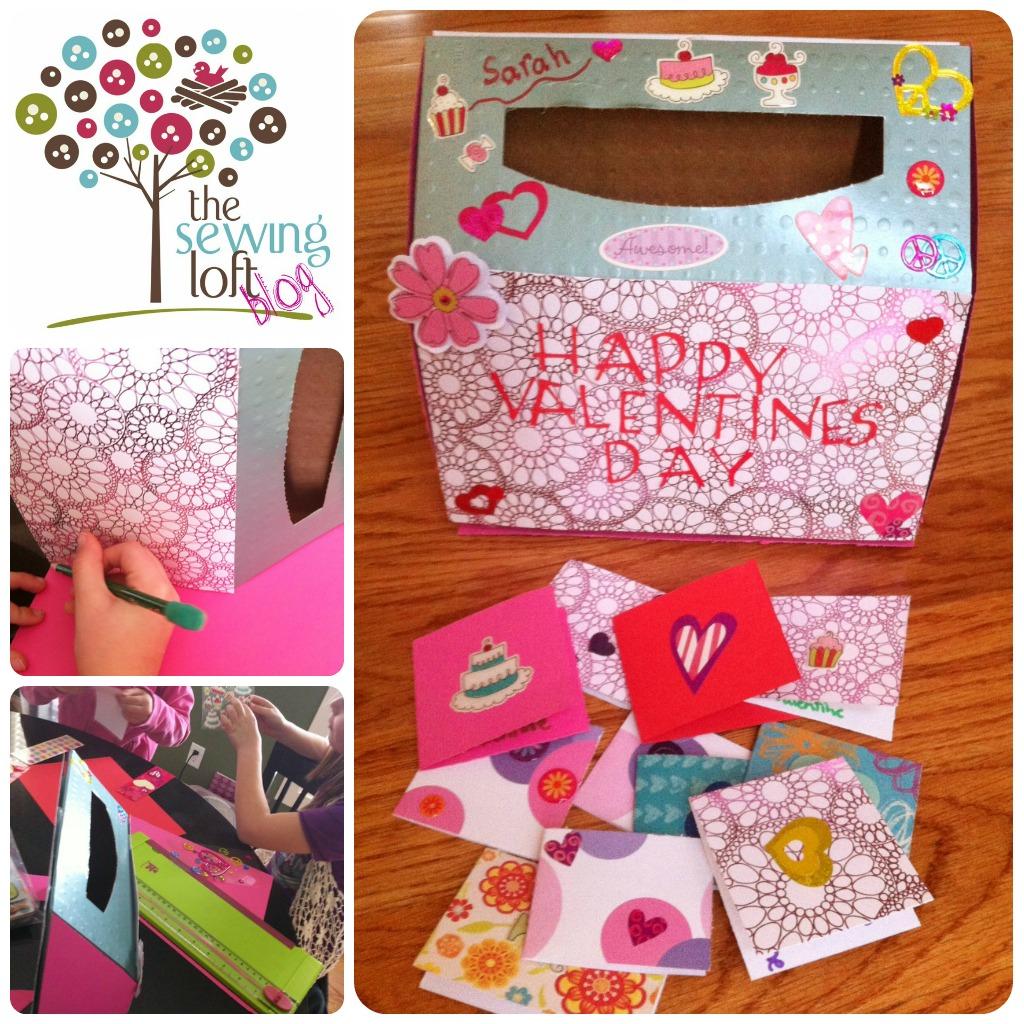 Mail Box via thesewingloftblog.com