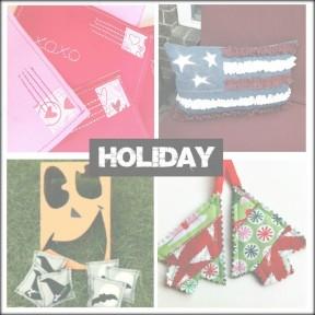 Holiday Tutorials -The Sewing Loft