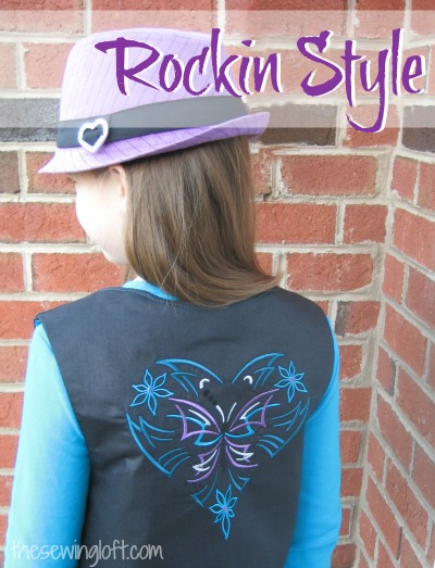 Rockin' Vest | The Sewing Loft