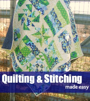 Quilting and Stitching made easy | The Sewing Loft