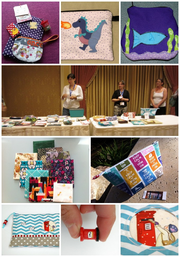 Swap Etiquette and Goodies   The Sewing Loft