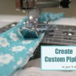Learn How To Create Custom Piping | The Sewing Loft